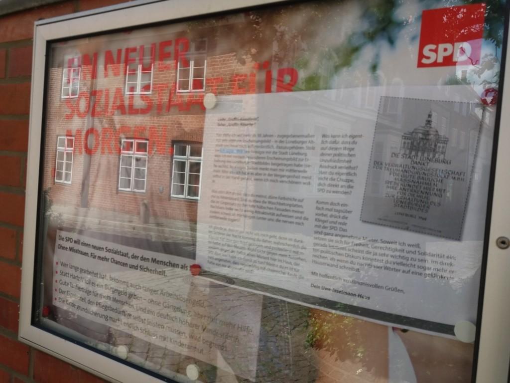 Uwe-Inselmann-Haus antwortet