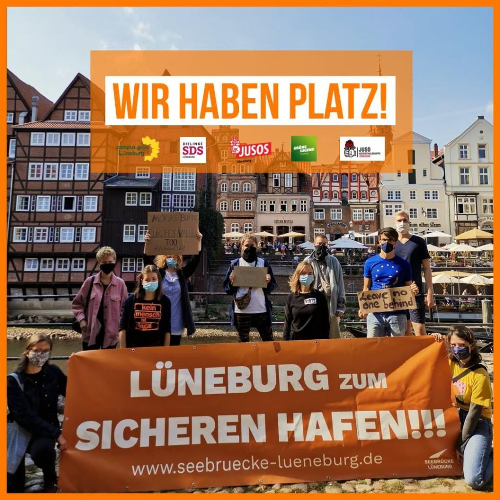 Lüneburg zum sicheren Hafen!!!