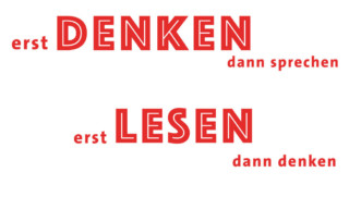 roter Text