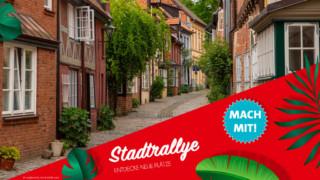 Stadtrallye - Mach mit