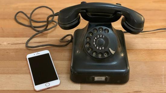 Telefonaktion Gemeinsam sind wir stark