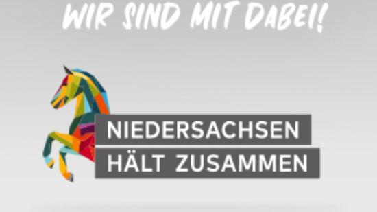 Niedersachsen hält zsuammen