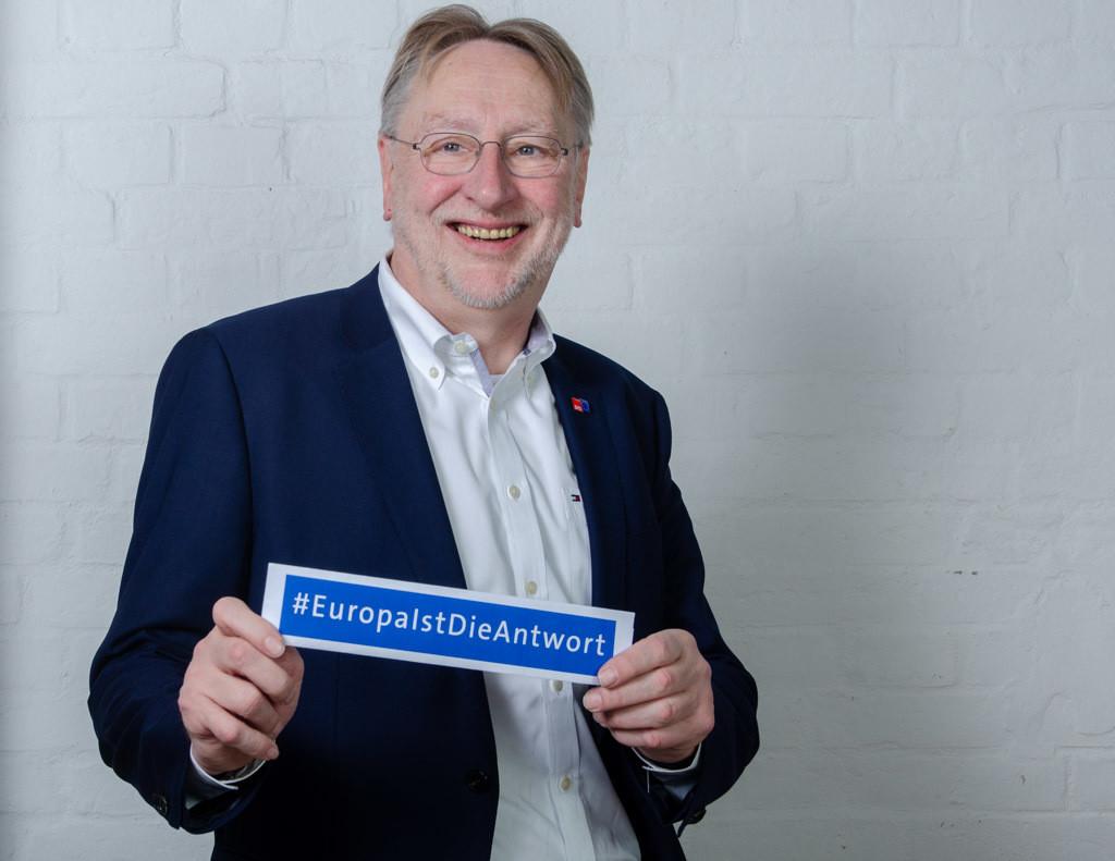 Spitzenkandidat Bernd Lange