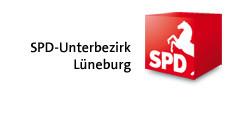 Logo SPD-Unterbezirk Lüneburg