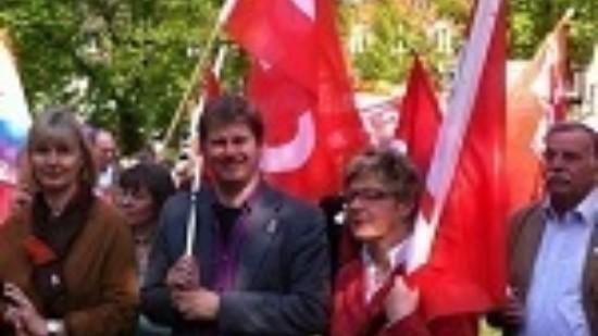 Maikundgebung 2013